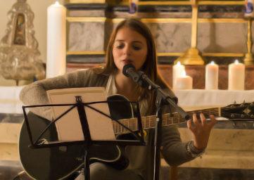 Unsere Angebote für Kids und Jugendliche: Konzert in der Niklauskapelle