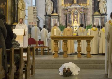 Diakonweihe in der Stadtpfarrkirche Baden
