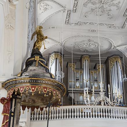 Kirchenmusik mit Stadtkirchenkonzerten