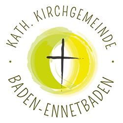 Das Logo der römisch-katholischen Kirchgemeinde Baden-Ennetbaden