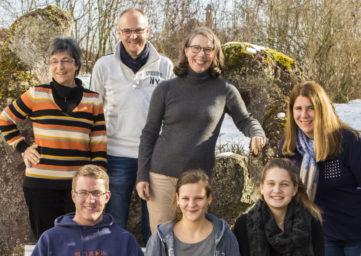 Der Pfarreirat von Baden-Zentrum anlässlich der Klausur 2017