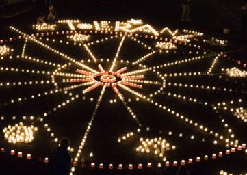 Bild anlässlich Eine Million Sterne - für die Caritas