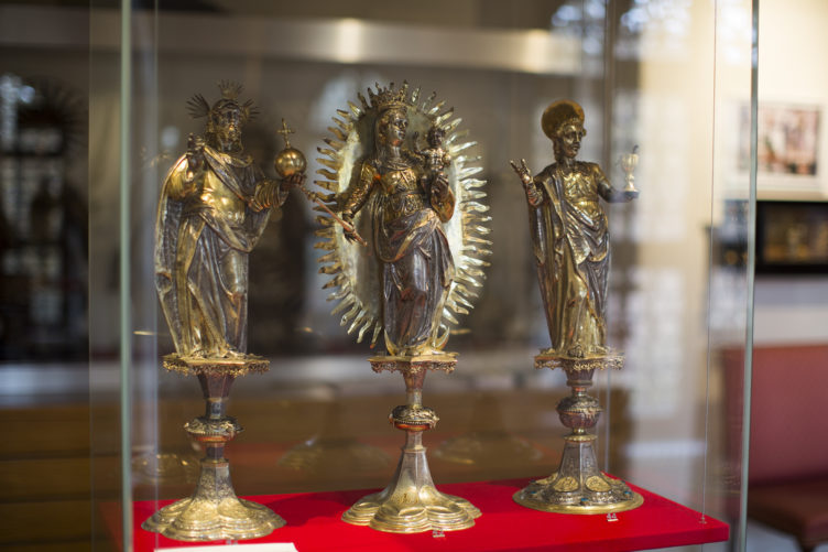 Kirchenschatzmuseum Baden
