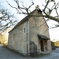 Aussenansicht Annakapelle Baden