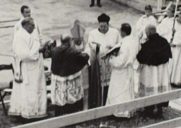 Einweihung Pfarrkirche St. Michael 14.08.1966