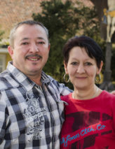 Kontaktfoto Ingrid und Branko Mustavar
