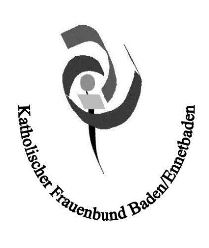 Logo katholischer Frauenbund Baden/Ennetbaden