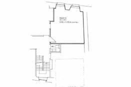 Chorherrehus: Verena-Raum Grundriss