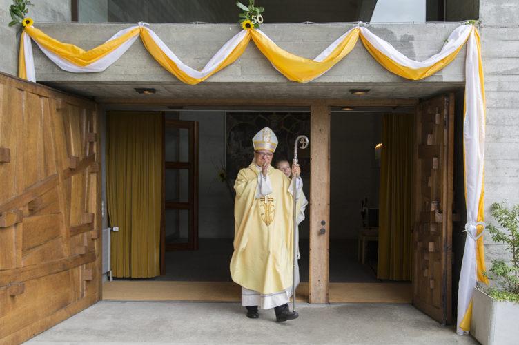 Jubiläumsfest 50 Jahre Kirchweihe St. Michael Ennetbaden