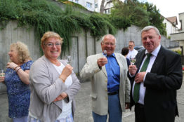 Jubiläum 50 Jahre Kirchweihe St. Michael Ennetbaden