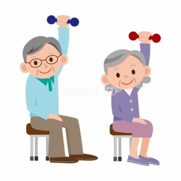 Symbolbild Seniorenturnen