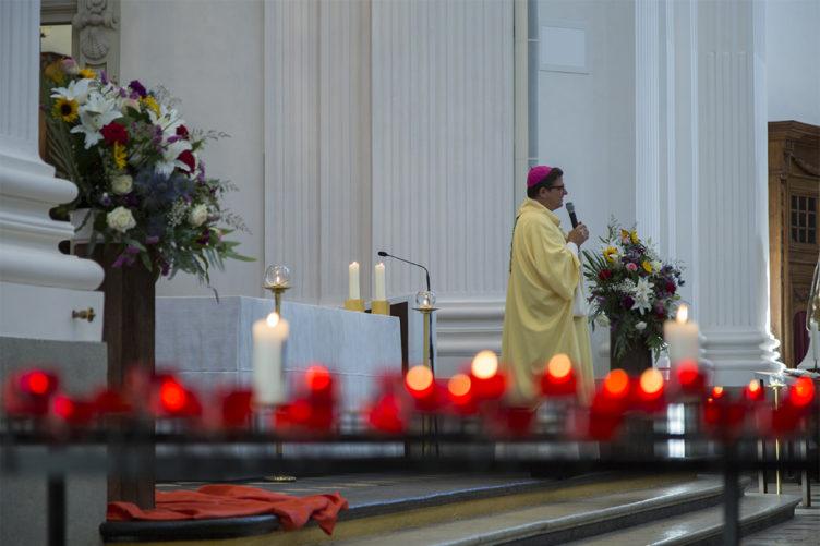 Antwort von Bischof Felix auf unsere Petition