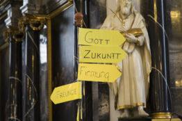 Firmung 25. Juni 2017 Stadtkirche Baden