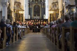 Konzert WeltCHOR 23. August 2017 in der Stadtkirche