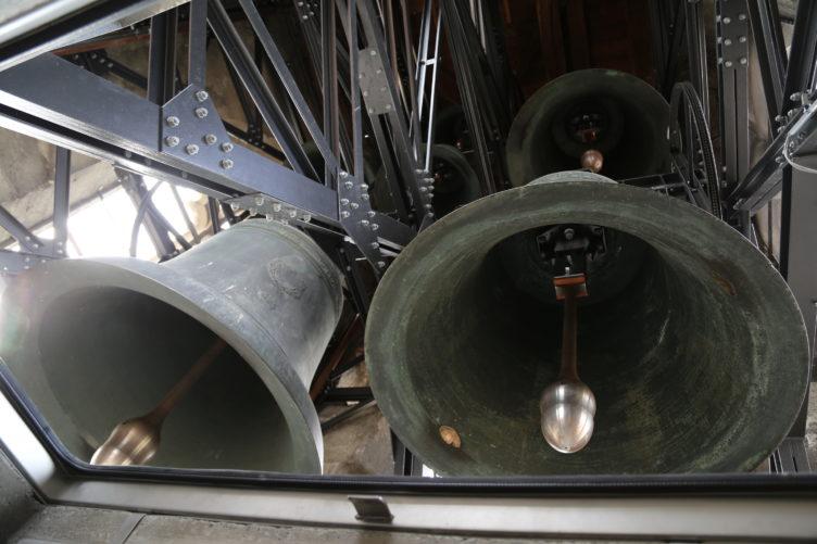 Die Glocken der Stadtkirche…