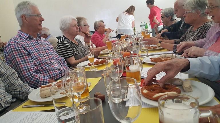 Senioren Nachmittag Pfarreien Baden Ennetbaden