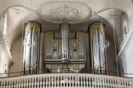 Orgel Stadtkirchenkonzert