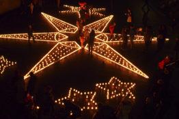 Eine Million Sterne 16.12.2017 Kirchplatz Baden
