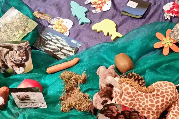 Chinderfiir – Kindergottesdienst zum Schulanfang