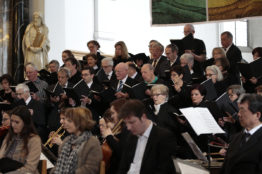 Kirchenchor Cäcilia Baden Konzert Ostern 1.4.2018
