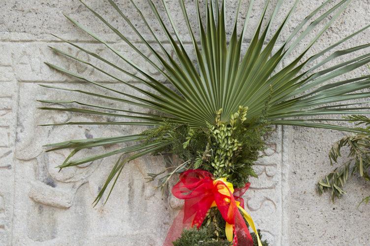 Impressionen vom Palmsonntag