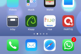 Symbolbild neue Medien Printscreen Smartphone