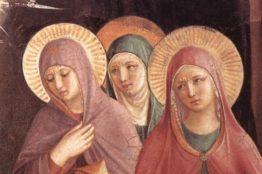 """Veranstaltungsserie """"Starke Frauen im Glauben entdecken"""""""