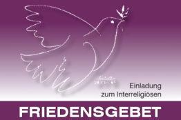 Interreligiöses Friedensgebet 2018 Kapellerhof