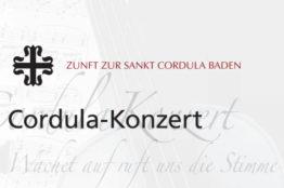Cordula Konzert 2018