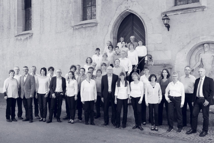 Konzert Badener Vokalensemble