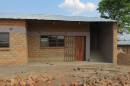 First house Mulele Sambia