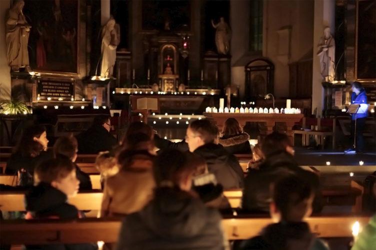 Roratefeiern im Advent
