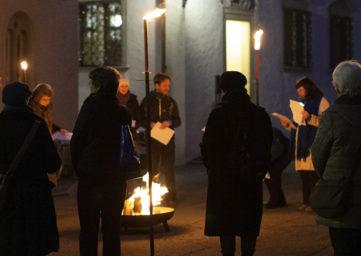 Fastenzeit Feuerwachen Baden