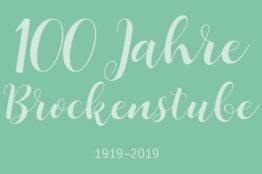 Jubiläum Brockenstube 2019 Baden