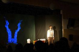 "Theater58 ""Der Engel"" Aufführung 7. April 2019 FB Baden-Ennetbaden"