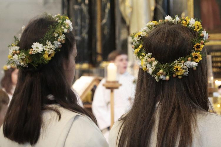 Erstkommunionfeiern in Baden und Ennetbaden