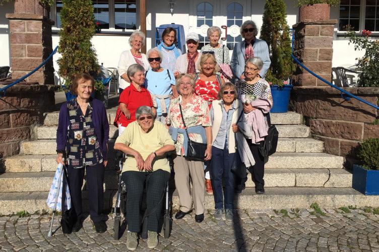 Seniorenreise Baden auf den Lindenberg