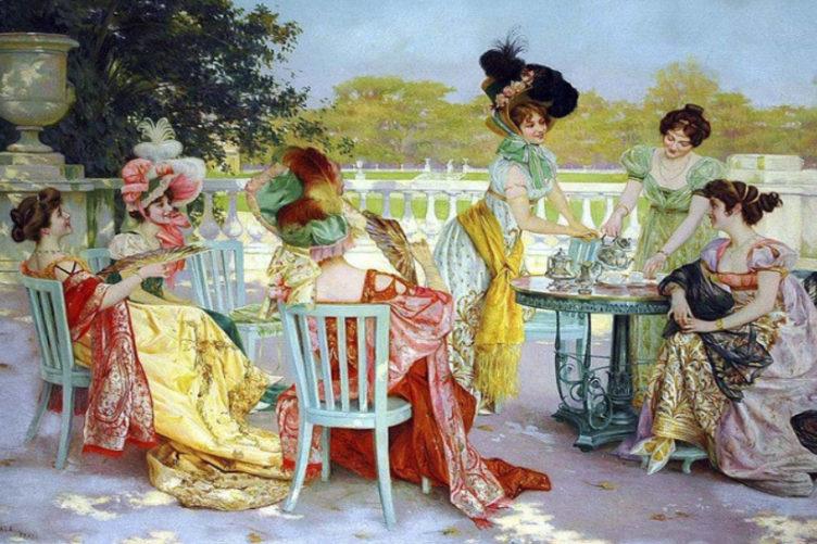 Frauenbund Baden-Ennetbaden – Afternoon Tea