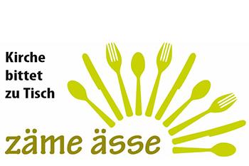 «zäme ässe» neu mit Essensausgabe