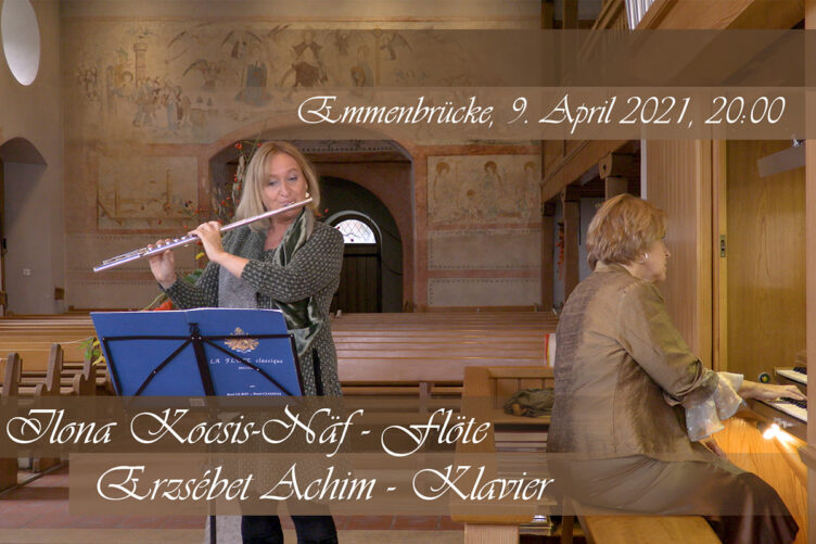 Konzert-Livestream «Frühlingsrauschen»