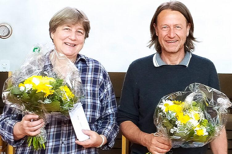 Ein Segen sein – zum Abschied von Ursula Borner und Roger Stiel