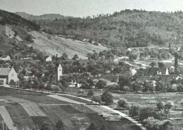 Wettingen ca. 1896