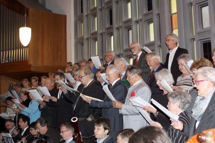 Antonius-Chor Wettingen: GV vom 18. Januar 2018