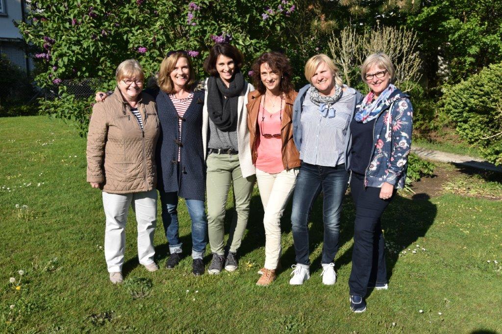 Vorstand Frauengemeinschaft St.Anton