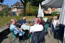 Impressionen vom Personalausflug 22.9.2017 an den Hallwylersee 1