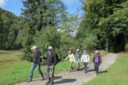 Rentierwanderung 7/2017  Spreitenbach - Egelsee - Reppischhof 12