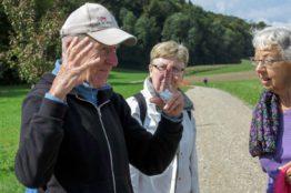 Rentierwanderung 7/2017  Spreitenbach - Egelsee - Reppischhof 17