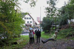 Rentierwanderung 7/2017  Spreitenbach - Egelsee - Reppischhof 4