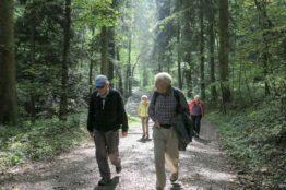 Rentierwanderung 7/2017  Spreitenbach - Egelsee - Reppischhof 7