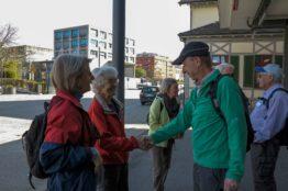 Rentierwanderung 8/2017  Wettinger Stausee 1